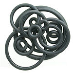 "18g- 1"" Spare O-Rings- Black Bag of 100"