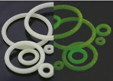 "18g-1"" Spare O-Rings - Glow - Bag of 100"