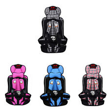 Safety Infant Child Baby Motor Car Seat Toddler Carrier Booster Pad Portable