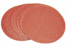"""( 6"""" - 150mm) SANDING DISCS SELF ADHESIVE - ALL GRITS 6"""" - 5 pack"""