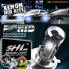 55W HID Xenon Headlight Conversion KIT Slim Ballasts H7 Single Beam 6000K 8000K