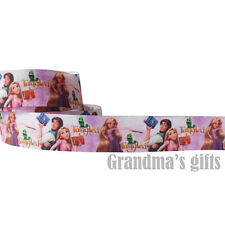 "1""25mm Cartoon Printed Grosgrain Ribbon 10/50/100 Yards Hairbow Wholesale"