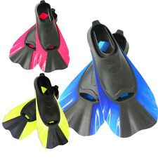 Hot Popular Scuba Diving Swimming Short Snorkeling Full Fins Flippers Foot Shoes