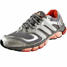 Adidas Womens Response Cushion 22 Running Shoes Gym Trainers Silver AUTHENTIC