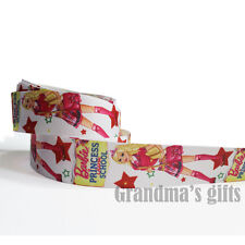 "1""25mm Girl j Printed grosgrain ribbon 5/50/100 yards hairbow Wholesale"