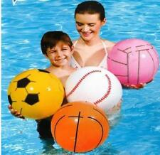 NEW BESTWAY 41CM INFLATABLE BEACH BALL HOLIDAY SWIMMING POOL PARTY BLOW UP BALL
