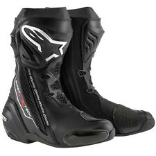 ALPINESTARS SUPERTECH R BOOTS CE approv race spec boot with separate inner brace