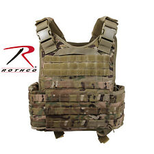 Tactical Molle Operator Plate Carrier Rothco for Armored Plates