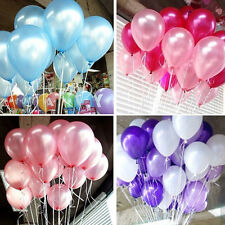 "12"" 10 20 50pcs Latex Helium Ballons Wedding Birthday Party Decoration"