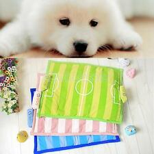 Washable Warm Soft Pet Dog Puppy Cat Kennel Cage Pad Bed Cushion Footaball Mat