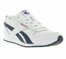 NEW Reebok Classic Royal Jogger Shoes Children Trainers White V47519 WOW