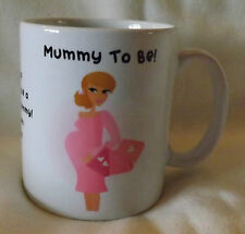 Personalised Mummy To Be Baby Shower Pregnancy Daddy To Be Mug Gift Birthday