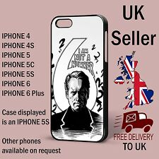 The Prisoner No. 6 60's TV Show Quirky Retro case for iPhone Phone Cover