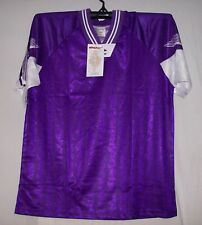 Purple & White Interroma Soccer jersey jerseys Youth Large Small Medium Large XL