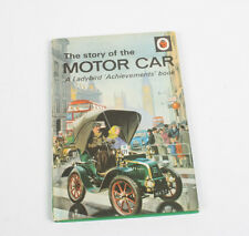 The Story of the MOTOR CAR Ladybird book