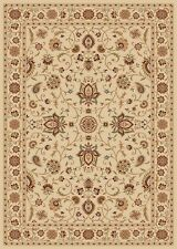 RUGS AREA RUGS CARPET PERSIAN AREA RUG TRADITIONAL ORIENTAL RUG IVORY WHITE RUGS