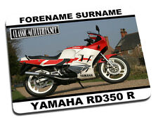 Personalised Yamaha RD350R Mouse Mat / Desk Mat