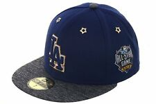 Official 2016 MLB All Star Game Los Angeles Dodgers New Era 59FIFTY Fitted Hat
