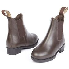 Elico Allerton Childrens Jodphur Jodhpur Boots Black or Brown Size  8 - 3