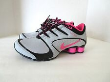 Nike Shox Agent Womens Wolf Grey Pink Black
