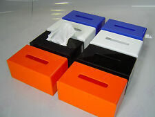 Stylish Acrylic Tissue Box Cover - Home Decor - Available in over 20 colours