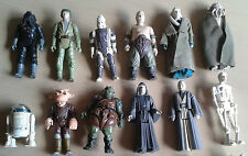1970's 1980's VINTAGE STAR WARS FIGURES TO CHOOSE FROM