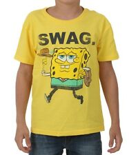 Boys SpongeBob Swag T-Shirt