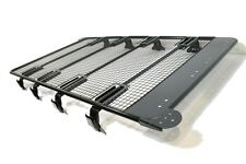 Roof Rack Universal Black Powder Coated Steel Heavy Duty Expedition Troop3