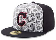 Official MLB 2016 Cleveland Indians July 4th New Era 59FIFTY Fitted Hat