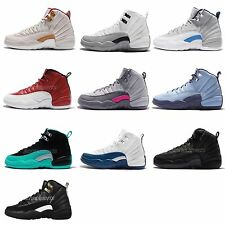Wmns Nike Air Jordan 12 Retro BG XII Womens Kids Basketball Shoes AJ12 Pick 1
