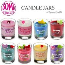 Bomb Cosmetics Funky Glass Jar Scented Candles All Fragrances & FREE POSTAGE