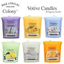 Wax Lyrical Colony Votive Scented Candles All Fragrances & FREE POSTAGE
