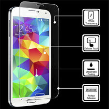 9H+ Premium Tempered Glass Screen Protector Guard For Samsung Galaxy A7 S6 Edge