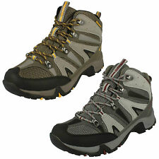 MENS HI-TEC CONDOR WP LACE UP WATERPROOF HIKING WALKING WINTER ANKLE BOOTS