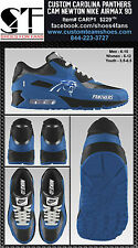 Carolina Panthers Cam Newton AirMax90 Shoes