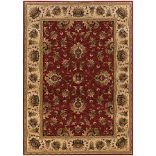 RUGS AREA RUGS CARPET AREA RUG FLOOR DECOR TRADITIONAL ORIENTAL RED RUGS NEW