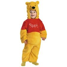 Winnie The Pooh Deluxe Toddler Baby Infant Two-Sided Plush Halloween Costume