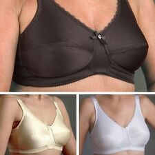 Nearly Me Post Mastectomy Bra Style #630 Plain Soft Cup Bra Many Sizes & Colors