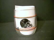 NFL VINTAGE ATLANTA FALCONS GLASS TUMBLER 12 OZ. (A8)