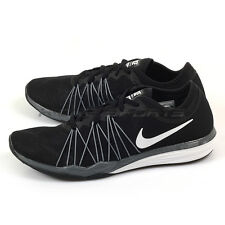 Nike Wmns Dual Fusion TR Hit Black/White-Metallic Cool Grey-Wolf Grey 844674-001