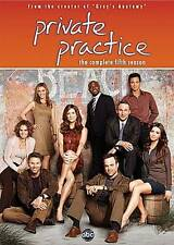 New DVD Set: Private Practice: The Complete Fifth Season Five 5 5th