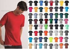 Gildan - Ultra Cotton T-Shirt - 2000  sizes S-5XL 60+ colors S,M,L,XLs