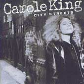 City Streets by Carole King VERY RARE PROMO ONLY VERSION!