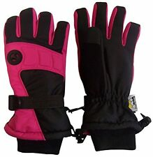 N'Ice Caps Women's Extreme Cold Weather Premier Colorblock Ski Glove with Air...