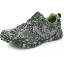 Mens Camouflage Military Running Combat breathable Sneakers Sport Chic Shoes Ne