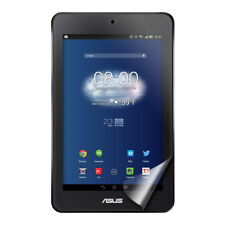 SCREEN PROTECTOR FOR ASUS MEMO PAD HD 7 CRYSTAL CLEAR DISPLAY PROTECTION FOIL