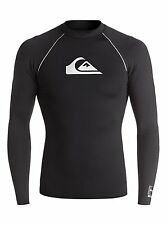 Quiksilver™ All Time Bonded - Long Sleeve Rash Vest - Rash Vest - Men