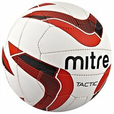 Mitre Junior Sports Training 18 Panel Tactic All Surface Football/Soccer Ball