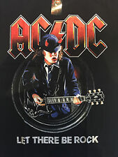 AC/DC - LET THERE BE ROCK T SHIRT