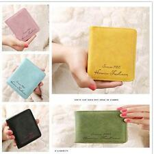 Cute Womens Leather Wallet Coin Purse Clutch Wallet Card Holder Small Bag us